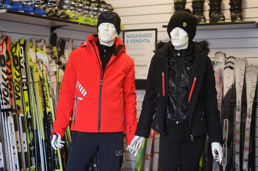 innovative design b4785 8b1cd Abbigliamento Sci - Negozio con accessori e vestiti da sci