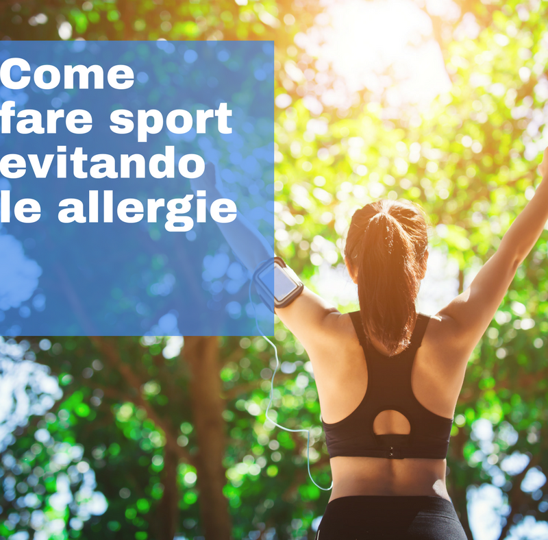 Allergie: 6 consigli per evitarle senza smettere di fare sport