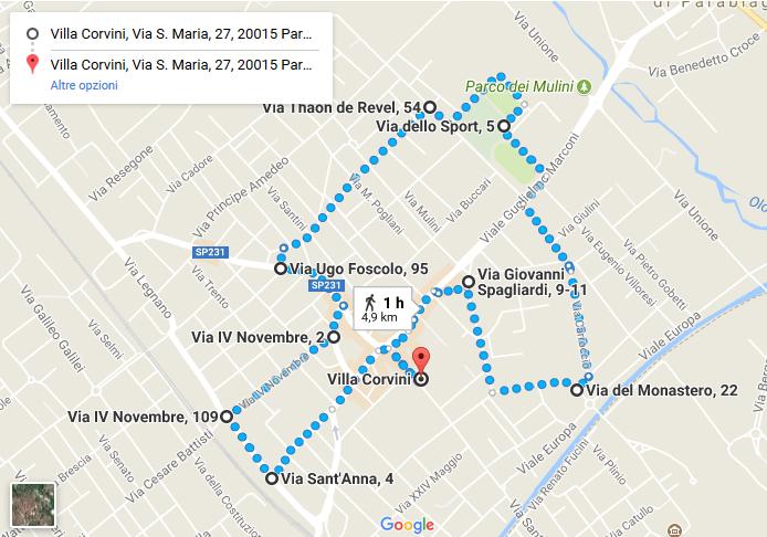 Percorso del Riale: ripercorri l'antica roggia di Parabiago [4,6 Km]